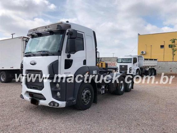 Ford Cargo 2842 Cavalinho 6x2 Cavalo Mecanico