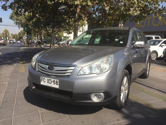 Subaru All New Outback Xs 4x4 Cvt 2.5i 2012