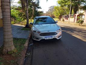 Ford Focus 3 2.0 Sedan Titaniummt2017-permuta Menor Omayor