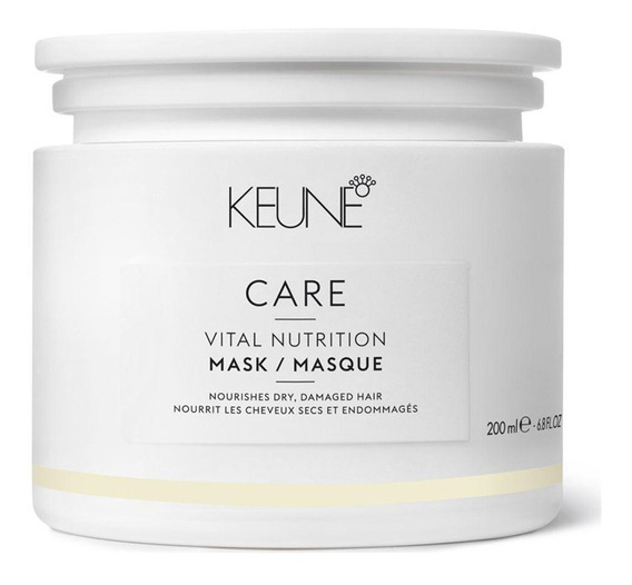 Máscara De Tratamento Keune Care Vital Nutrition 200ml