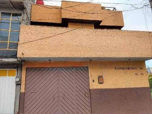 Casa Sola En Venta En Fernando Alba Ixtlaxóchitl, Ecatepec De Morelos, México