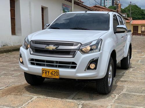 Chevrolet D-max 2019 2.5l Mecánica 4x4
