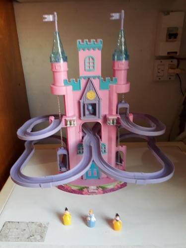 Castillo Roller Princes De Disney