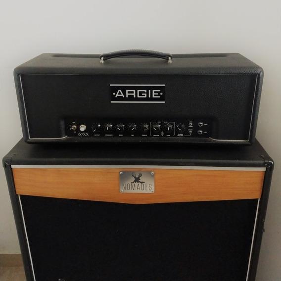 Cabezal Argie 67xx Slo 100w Amplificador Valvular
