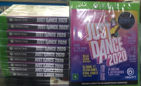 Just Dance 2020 Xbox One Mídia Física Lacrado Pronta Entrega