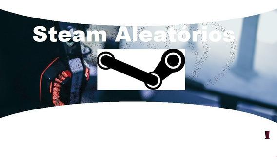 101 Jogos Steam Aleatório Key Original