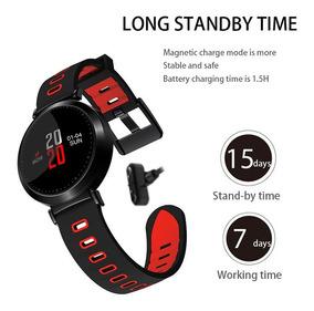 Smart Watch M10 Reloj Inteligente Bluetooth Presion Monitor