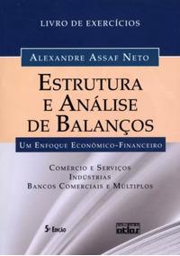 Estrutura E Análise De Balanços - Livro De Exercícios Assaf