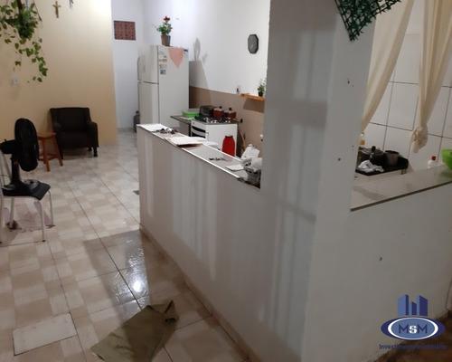 Imagem 1 de 12 de 2 Dormitórios Sendo Uma Suite Em Hortolândia - Ca00027 - 34488891