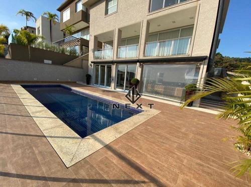 Imagem 1 de 30 de Casa À Venda, 600 M² Por R$ 4.700.000,00 - Tamboré 10 - Santana De Parnaíba/sp - Ca0767