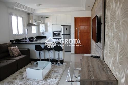 Lindíssimo Apartamento No Bairro Jardim São Paulo. - 1051