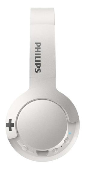 Fone De Ouvido Wireless Sem Fio Supra Auricular Branco