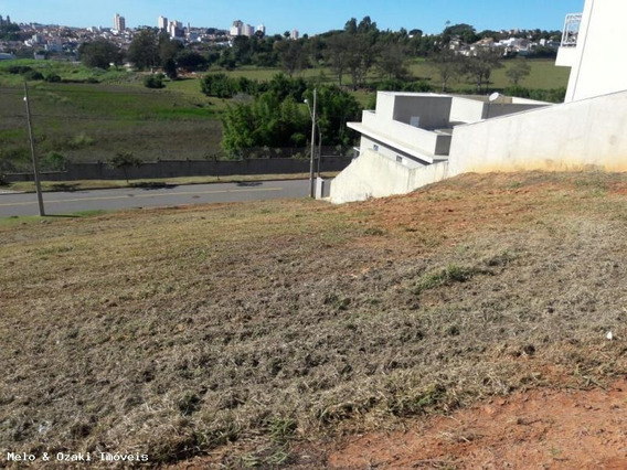 Terreno Para Venda Em Bragança Paulista, Condomínio Villa Real - 706