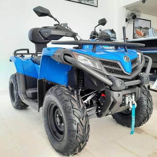 Quadriciclo Cforce 450l 2 Pessoas 4x4 Automático Gasolina