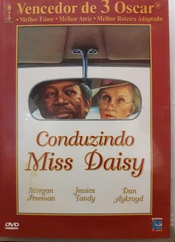 Imagem 1 de 5 de Dvd - Conduzindo Miss Daisy - Morgan Freeman