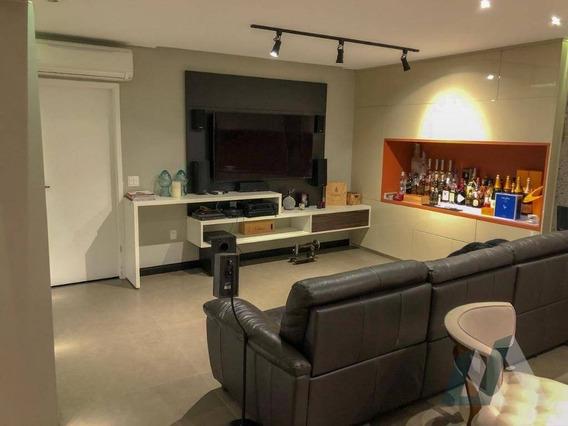 Apartamento Com 3 Dormitórios À Venda, 236 M² Por R$ 1.690.000,00 - Condomínio L