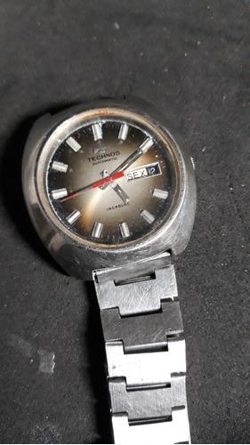Relógio Technos Maverick Automático
