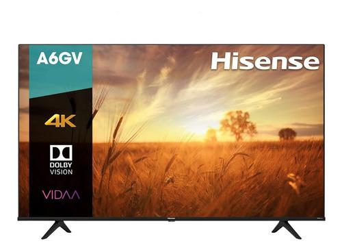 Imagen 1 de 1 de Tv Hisense 65 Pulgadas 4k Ultra Hd Smart Tv Led 65a6gv