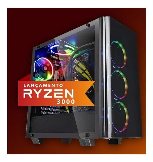 Computador T-gamer Plataforma Amd Ryzen 3000 (full Custom)