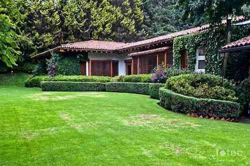Casa En Venta En Rancho San Francisco, San Bartolo Ameyalco, Álvaro Obregón