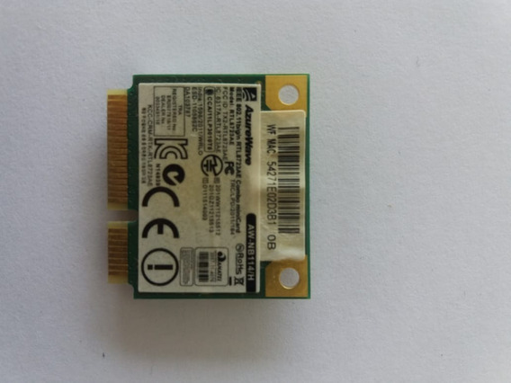 Placa Wireless Notebook Positivo Master N190i
