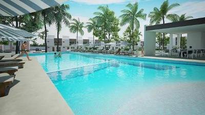 Pre-venta De Casa Con Alberca Y Doble Seguridad En Cancún