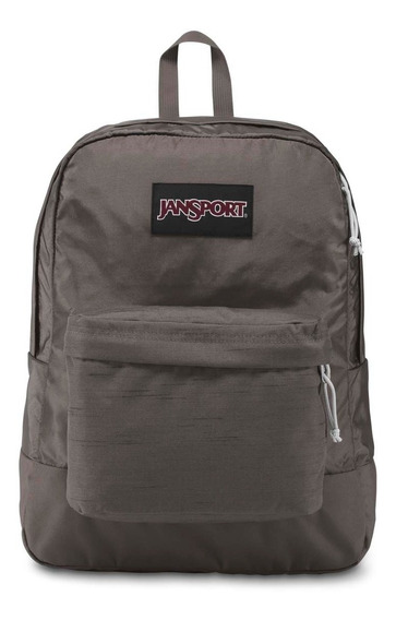 Mochila Jansport Superbreak Black Label Grey Horizon