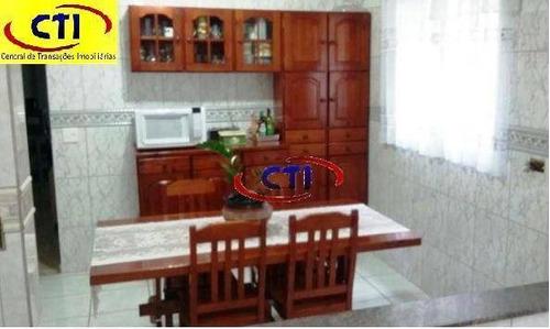 Sobrado  À Venda, Conjunto Habitacional Calux, São Bernardo Do Campo. - So0449