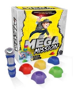 Mega Mission Conecta Las Bases Rapido! Nuevo 41306 Bigshop