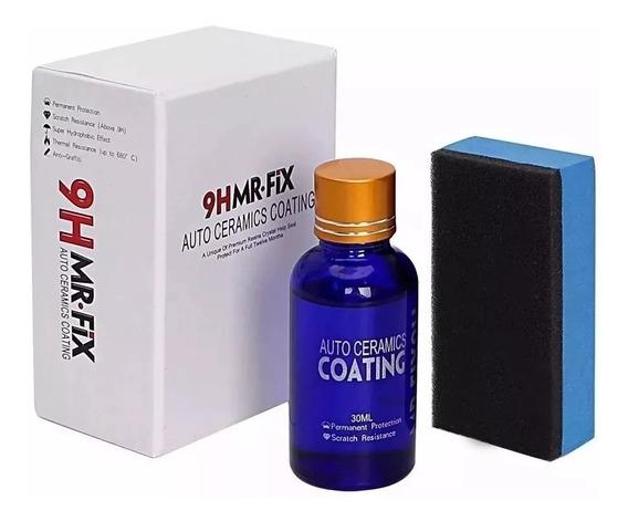 Vitrificador Automotivo Ceramica Nano 9h Mr-fix 30ml 9hmrfix