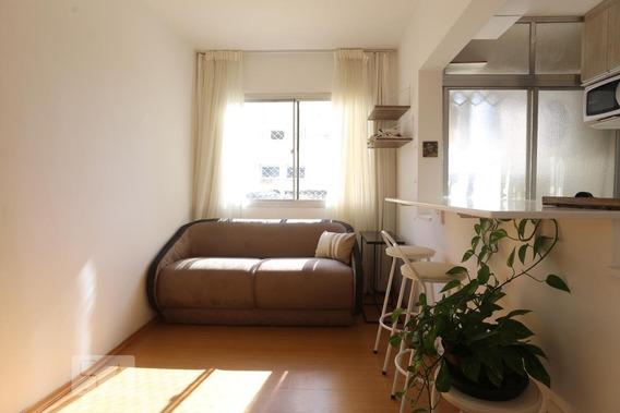 Apartamento Para Aluguel - Consolação, 1 Quarto, 40 - 893076555