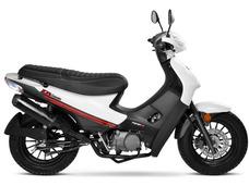 Moto Zanella Zb 125 Tunning 0km 2018