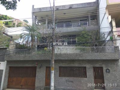 Casa Duplex Com Terraço Na Tijuca - 2042006523 - 32858307