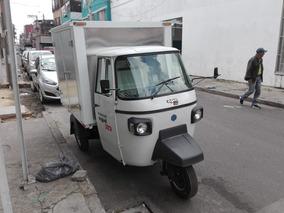 Motocarro Carga Con Furgon En Aluminio