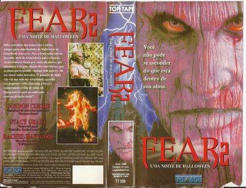 Medo 1 E 2 Fear - Uma Noite De Halloween - Chris Angel