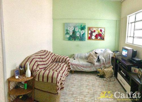 Apartamento Com 1 Dorm, Guilhermina, Praia Grande - R$ 140.000,00, 48m² - Codigo: 217 - V217