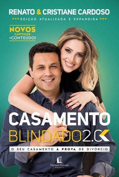 Livro Cristiane Cardoso - Casamento Blindado 2.0