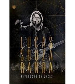 Box 2 Dvd´s Lucas Souza Banda E Paulo Cezar Baruk