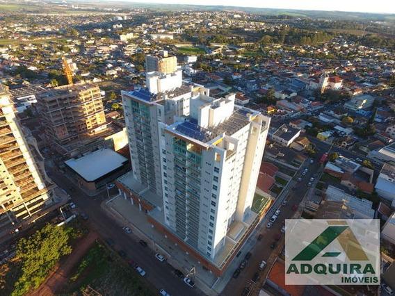 Apartamento Padrão Com 3 Quartos No Edifício Torres Cezanne - 752-v