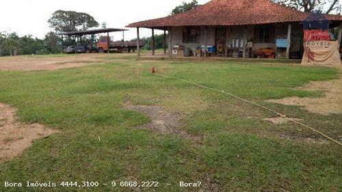 Chácara Residencial À Venda, Terra Preta, Mairiporã. - Ch0176