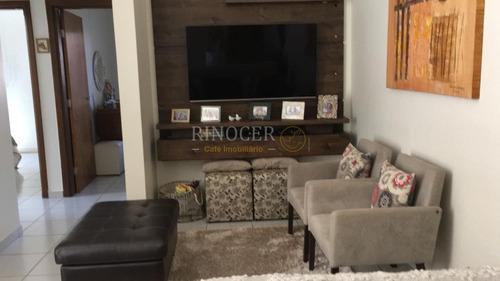 Imagem 1 de 24 de Apartamento Padrão Em Franca - Sp - Ap0273_rncr