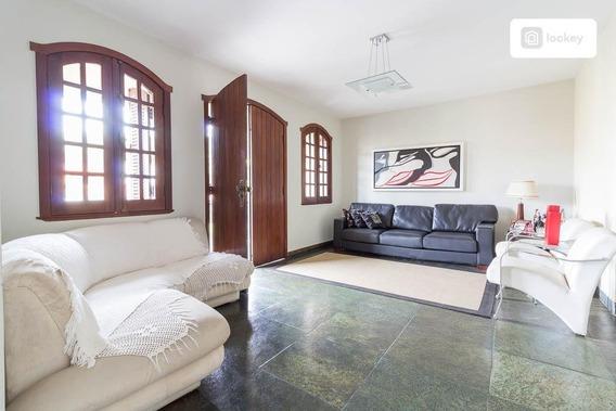Casa Com 350m² E 5 Quartos - 2339