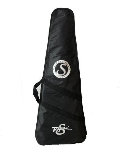 Imagem 1 de 3 de Bag Para Guitarra Tagima Capa Original Pronta Entrega Novo
