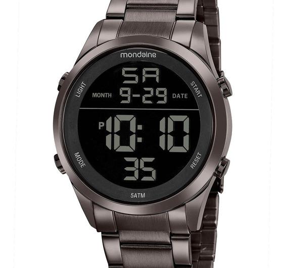 Relógio Mondaine Masculino 53965gpmvse2 Digital C/ Nf-e