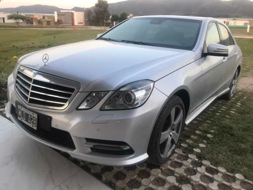 Mercedes-benz E250  Rb3 Blindado Avantgarde Blue Efficiency