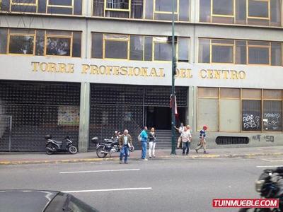 Oficinas En Alquiler Av Lecuna #18-8611 Rgc