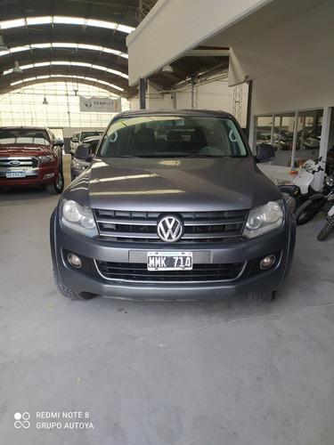 Volkswagen Amarok 2.0 Cd Tdi 180cv 4x2 Highline C33 2013