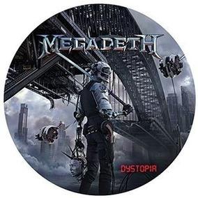Lp Megadeth Dystopia