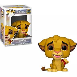 Funko Pop Simba The Lion King