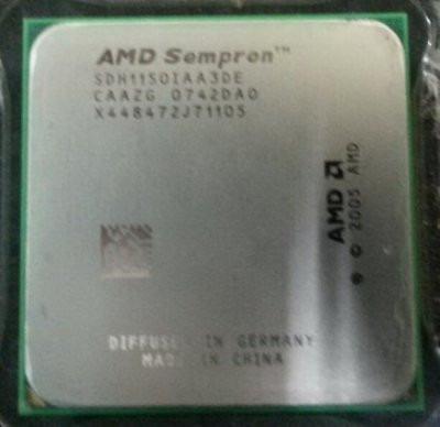 Processador Amd Sempron 2.1ghz/256mb Skt Am2. Envio T.brasil